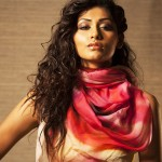 Chobhi Scarves: Wearable Art