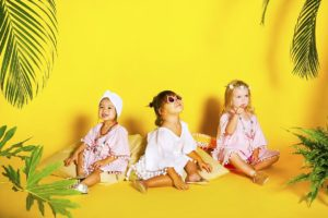 BaeBeeBoo: Kaftans for littlies